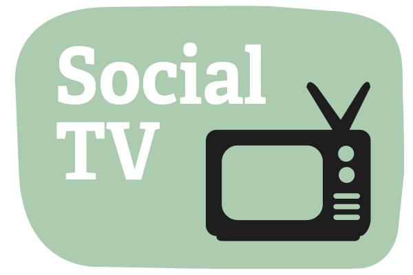 Las redes sociales en la tele, Social TV
