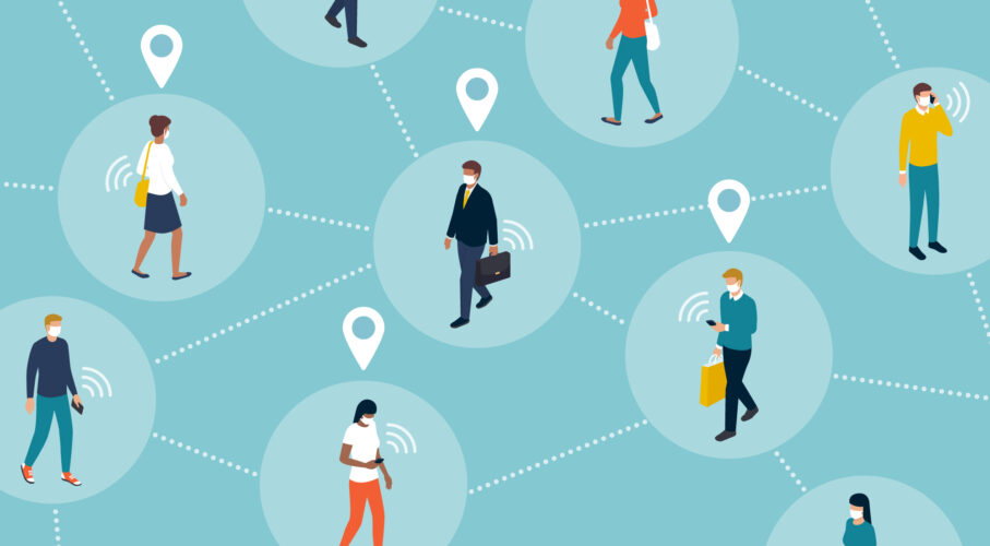 Google y Apple se unen para desarrollar una app de rastreo de COVID-19