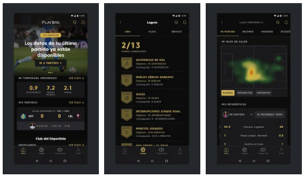 Vipnet360 desarrolla App Players, de La Liga y el Club del Deportista