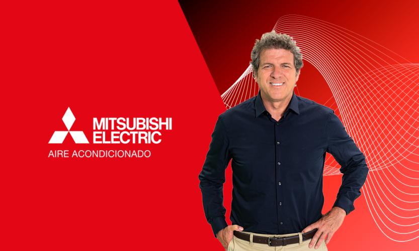 Mitsubishi Electric lidera la conversación sobre calidad de aire interior de la mano de Mario Picazo
